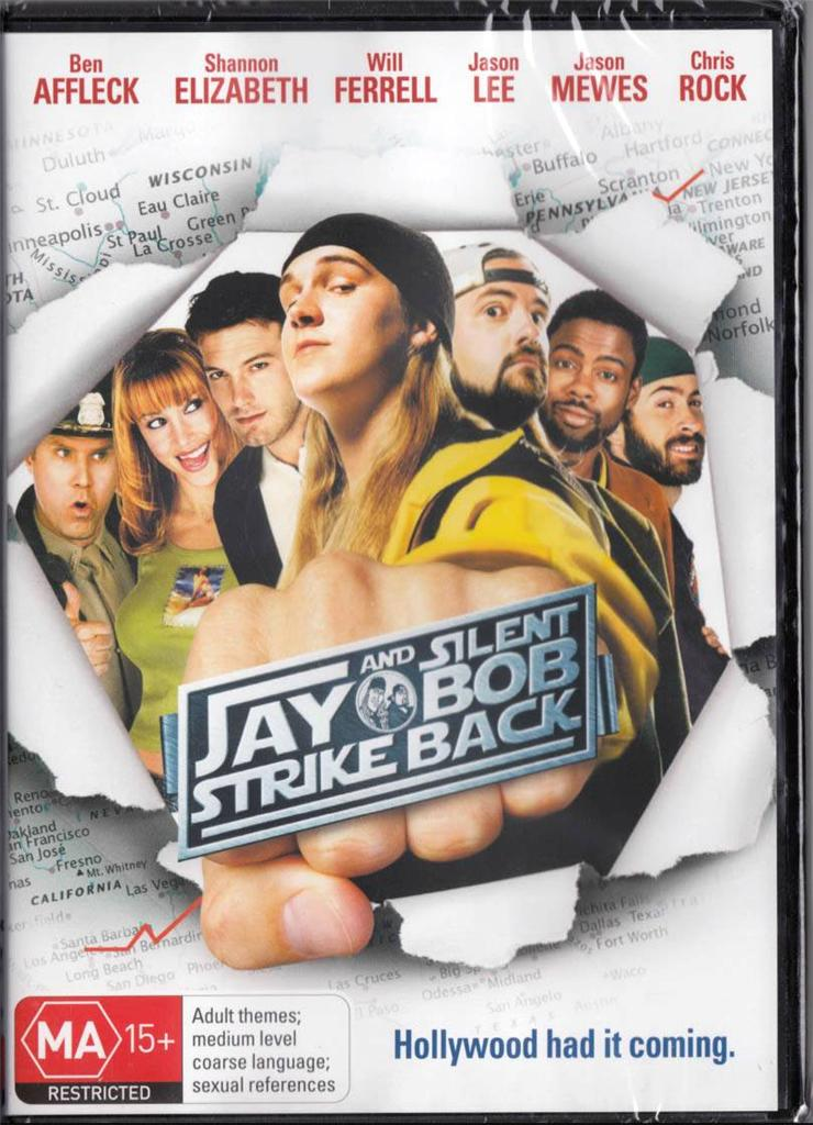 JAY-AND-SILENT-BOB-STRIKE-BACK-BEN-AFFLECK-NEW-SEALED-REGION-4-DVD