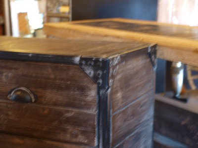 Industrial York Warehouse Style Chest Drawersebay Home Furniture