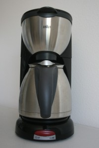 Braun Coffee Maker United States : Braun Impressions KF600 thermal coffee maker, 10 cup eBay