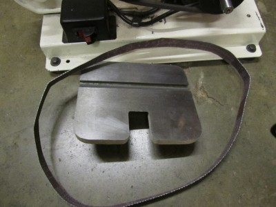 Jet J 4002 1x42 Inch Bench Belt Sander W 3m Belts