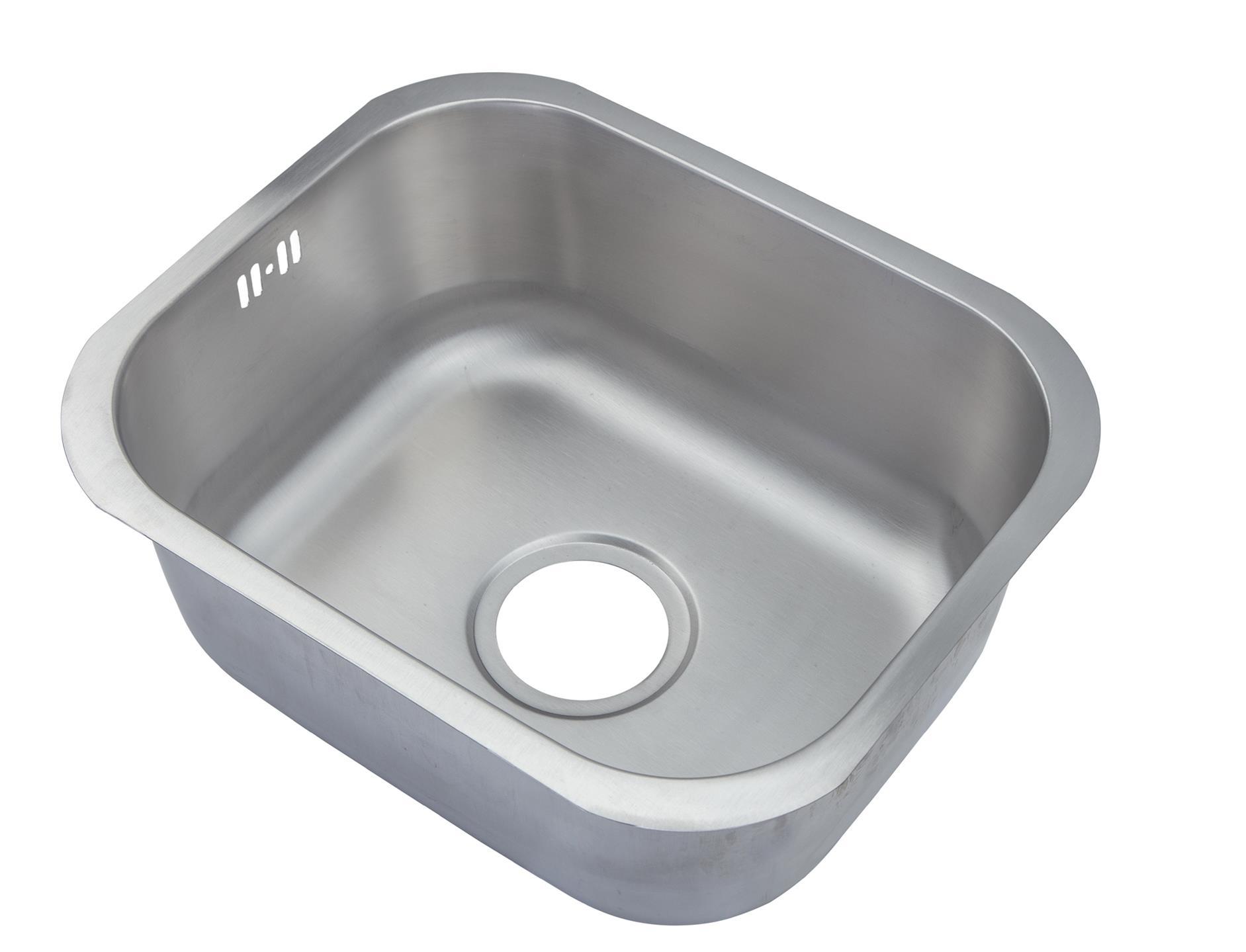 Stainless Steel Sinks Ebay : Discounted Stainless Steel Undermout Kitchen Sink eBay