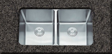 Stainless Steel Undermount Under Counter Kitchen Sinks Choice 1.0 Or 1.5 Or  2.0 | EBay