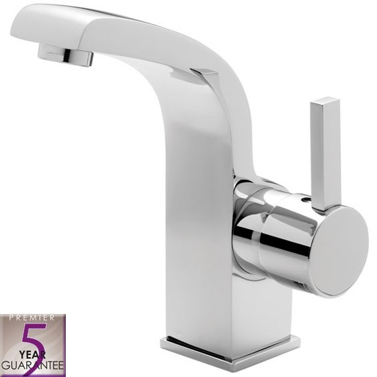 Single Lever Chrome Bathroom Bath Mixer Tap With Shower