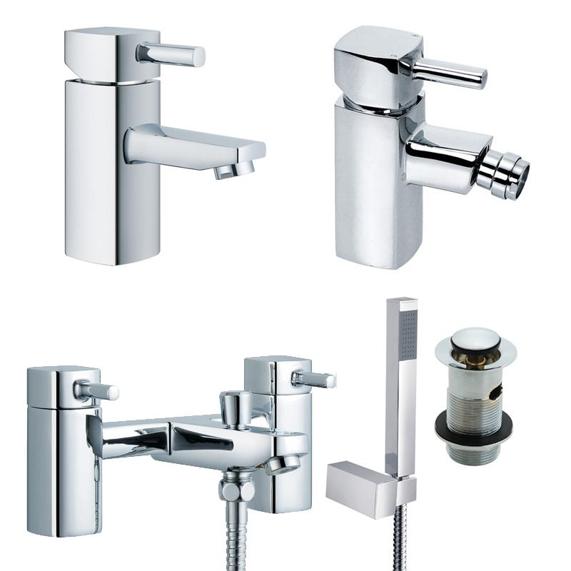 tap sets bathroom, Home design