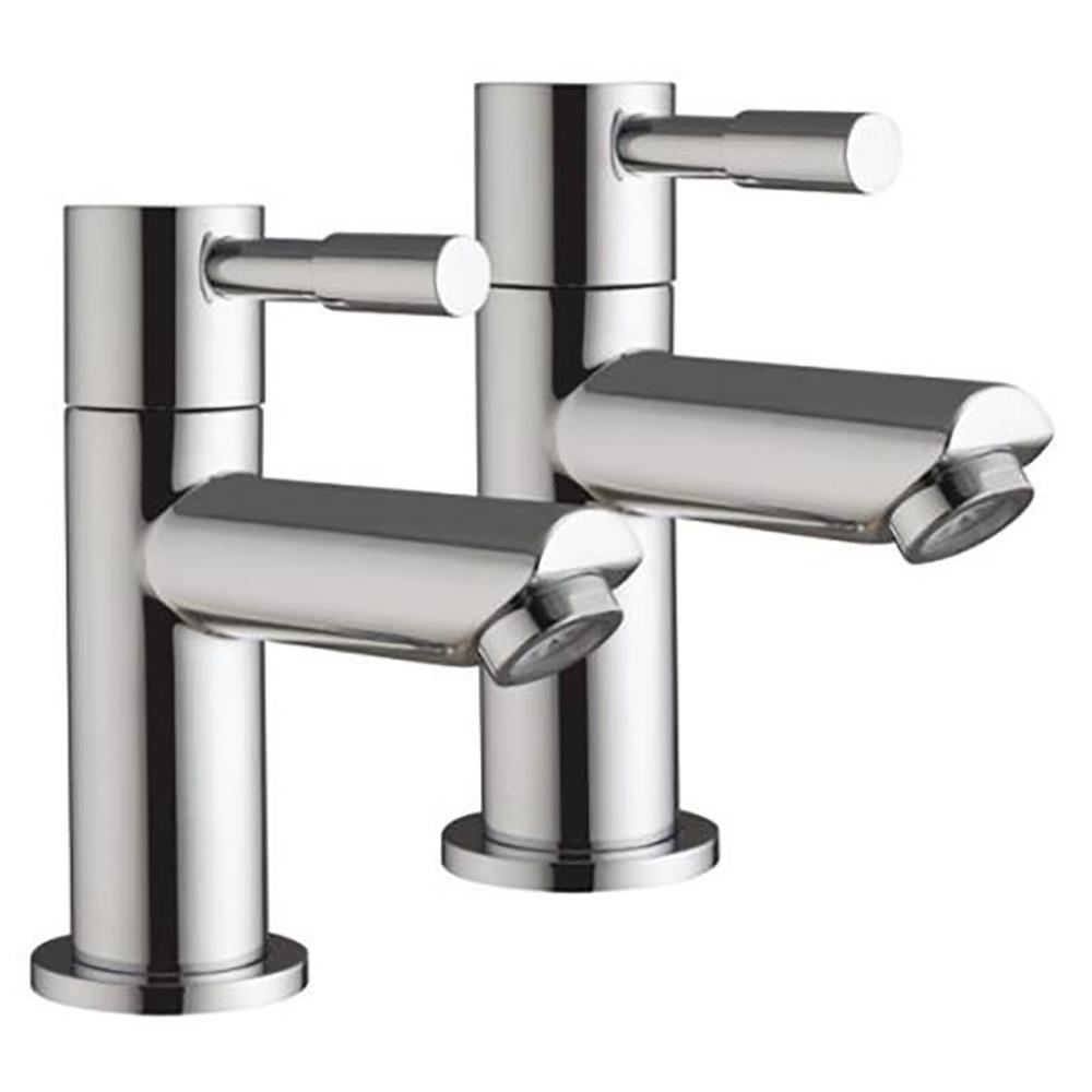 Choice Of Modern Chrome Bathroom Bath Filler Shower Basin Mixers Hot ...