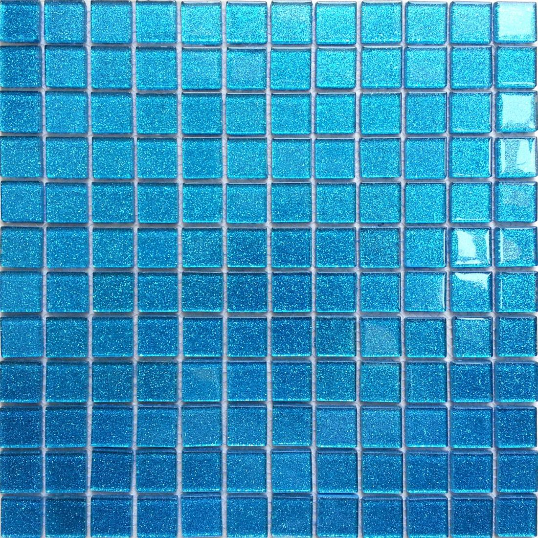 blue mosaic tile - 28 images - lopeui blue mosaic tile renovation ...