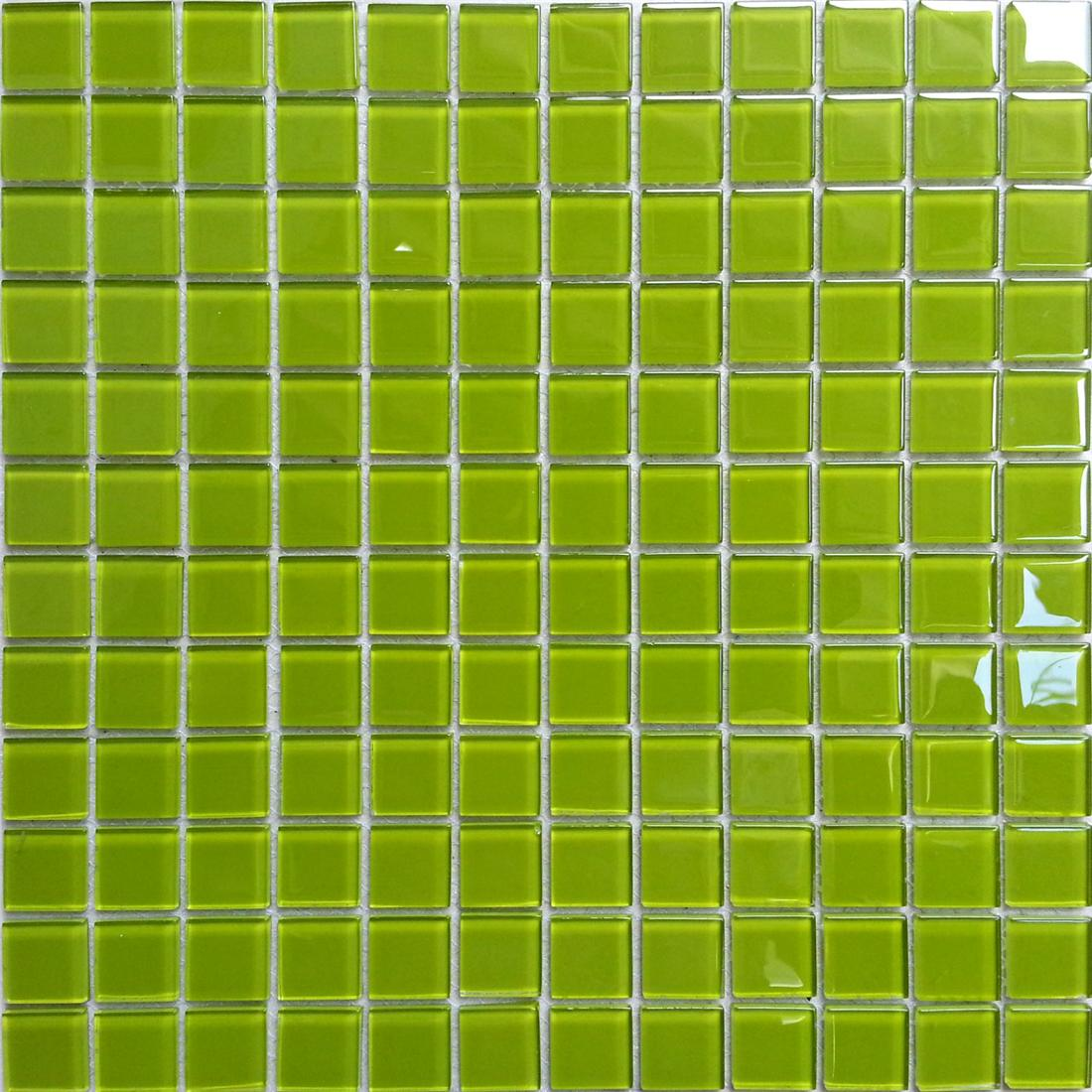 Greens - Mosaic Tile - Tile - The Home Depot