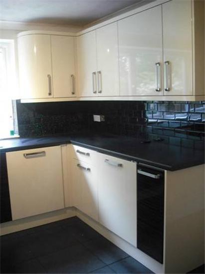 Powered by eBay Turbo Lister. Black Glitter Glass Tiles 75mm x150mm Bathroom Shower Brick Style