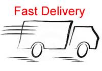 Get it fast with 1 day despatch time and express delivery