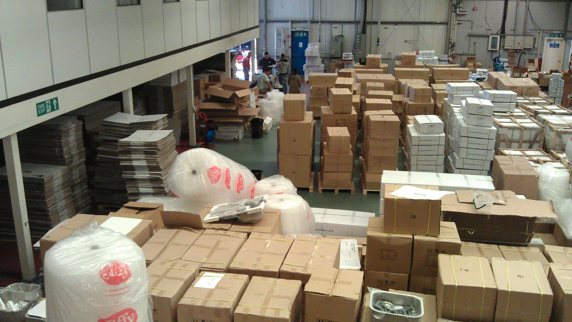Photo Of Grand Taps And Tiles Warehouse - Plenty stock on hand to keep customers happy