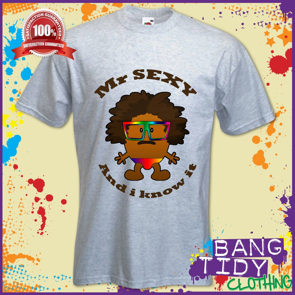 Sexy And Know Inspired Lmfao Funny Music Shirt Ebay