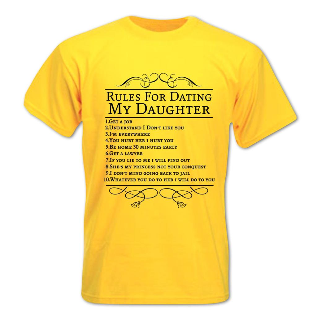 dating my daughter t shirt Shop for dating my daughter on etsy funny t shirt for father gift for daddy gift for father 10 rules for dating t shirt shirt tee artsyfartsytees 5 out of 5.