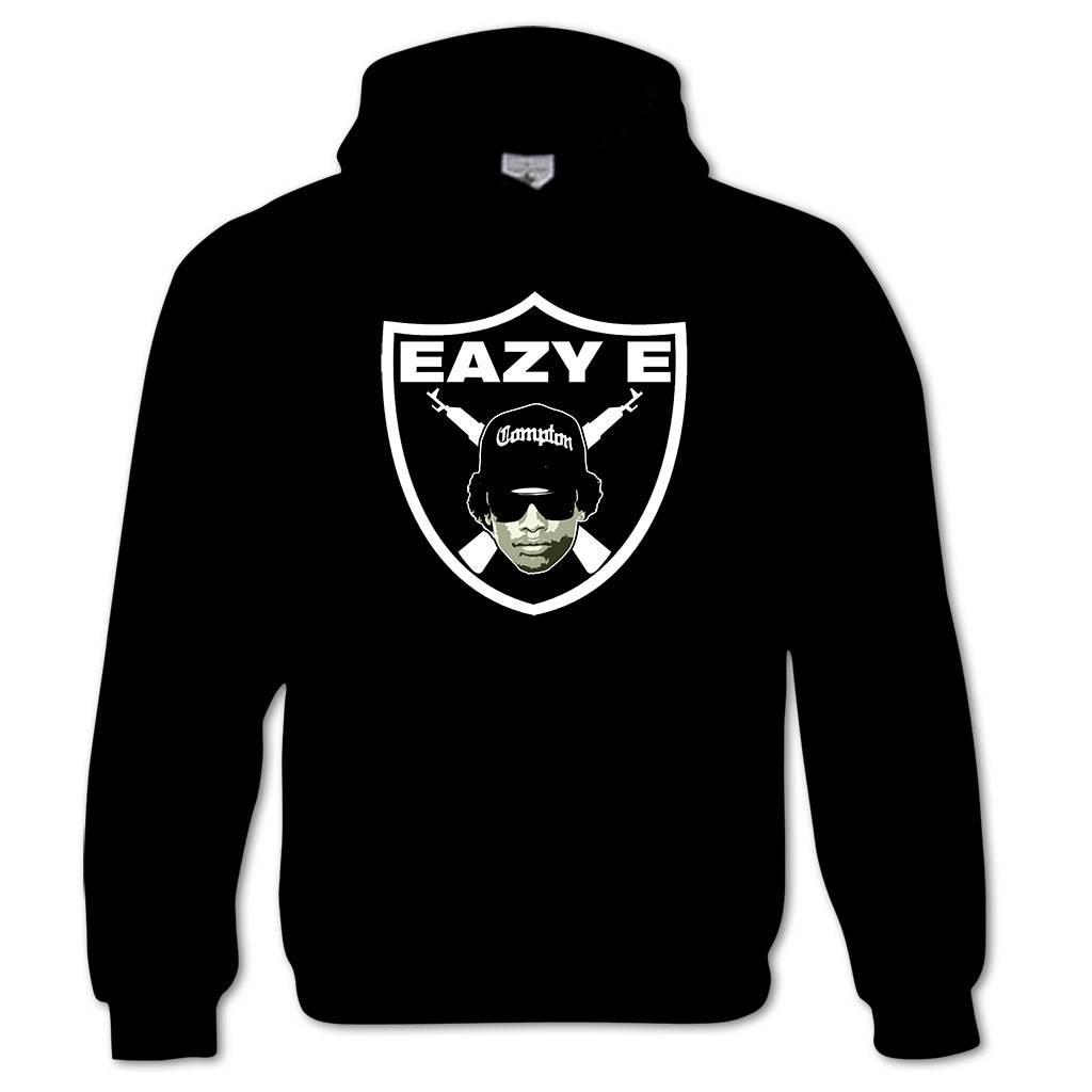 Eazy E Compton N.W.A Dr Dre Gangster Rap Member Hip Hop Music Men's Hoodie