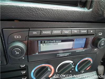 Becker cascade pro be7941 cd mp3 aux in bluetooth for Becker payment plan