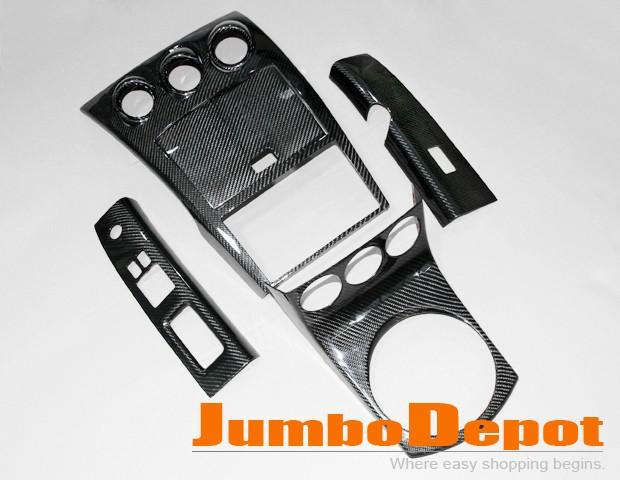 For Nissan 350z Z33 Carbon Fiber Dash Panel Trim Mt 2003