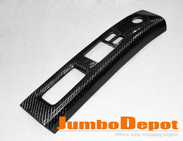 03 05 Nissan 350z Carbon Fiber Interior Trim Covers Z33 Ebay
