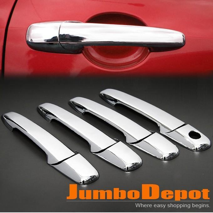 brand new mazda triple chrome door handle cover kit on popsc