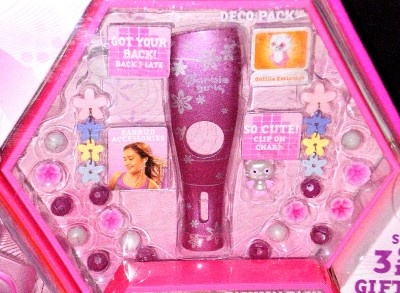 Virtual Fashion Games  Teenage Girls on New Barbie Girls Mp3 Pink Player 512mb Deluxe Gift Set 027084483017