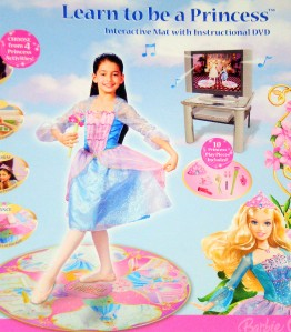 Barbie Dance Mat - Photos Barbie Collections