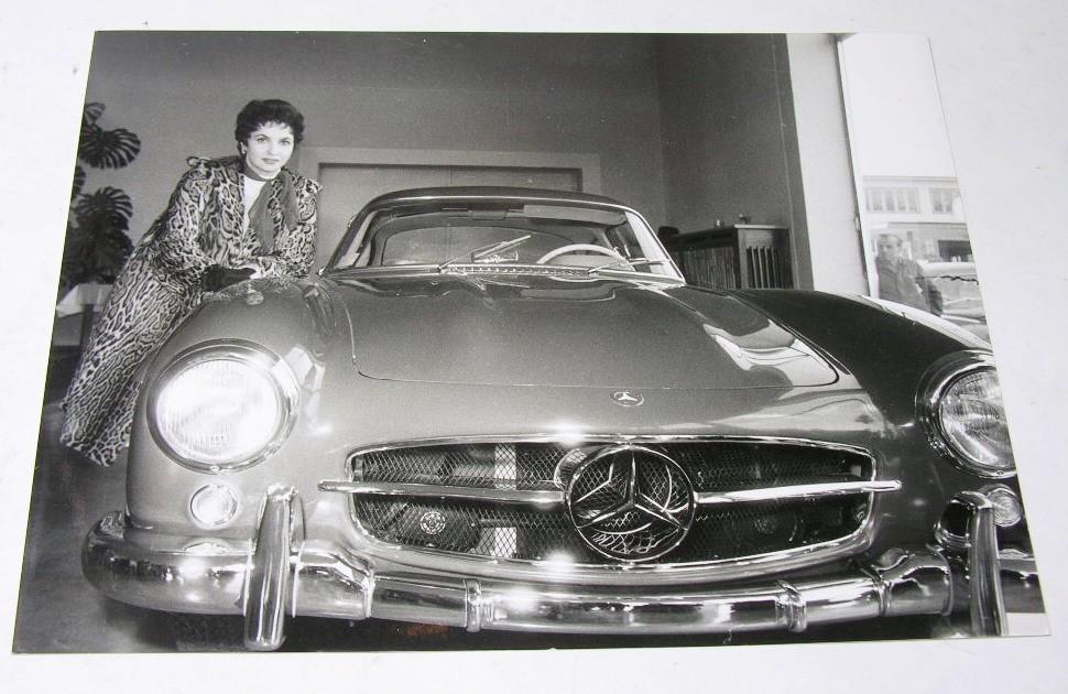 60 foto di auto con donne e dive anni 39 20 39 50 0613 ebay - Dive anni 60 ...