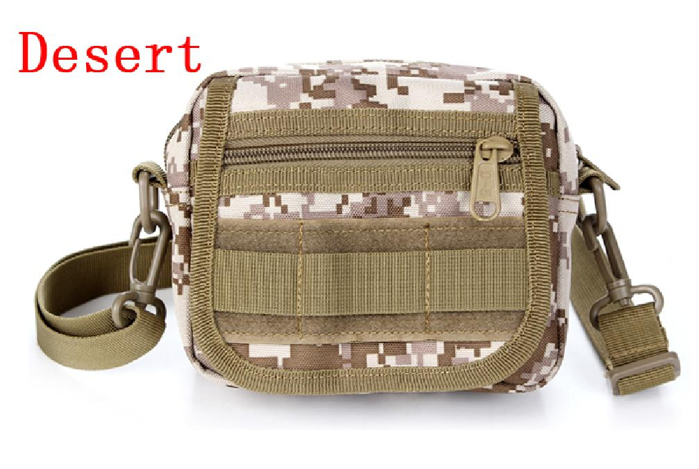 BNIB Military Outdoor Molle Style Shoulder Bag Waist Pouch Mess Pouch 6 Color