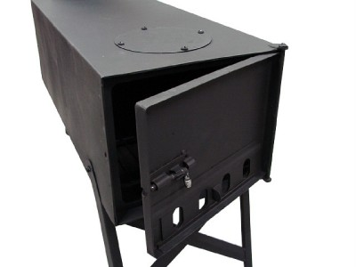 Image  sc 1 st  Canadian Canoe Routes & View topic - Military M-1950 tent stove | Canadian Canoe Routes
