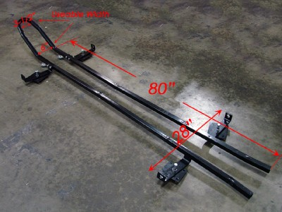 Motorcycle   Rack on 95  Motorcycle Trailer Tie Down Chock Rack Rail Hauling   Ebay