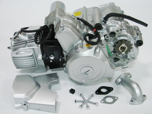 4 Stroke 110cc Engine Atv Go Kart Auto Fits 125cc 90cc