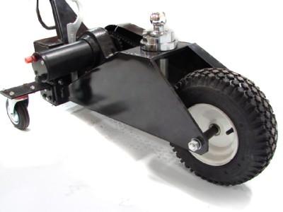 Electric trailer mover dolly rv boat jet ski atv utility for Motorized boat trailer mover
