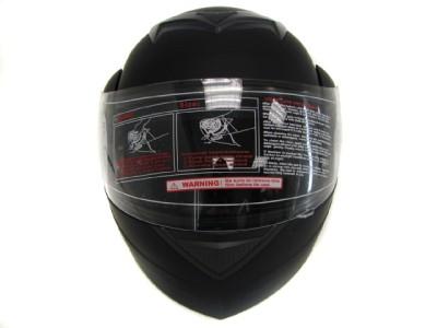 DOT MODULAR FULL FACE FLIP UP MOTORCYCLE STREE BIKE HELMET ~L