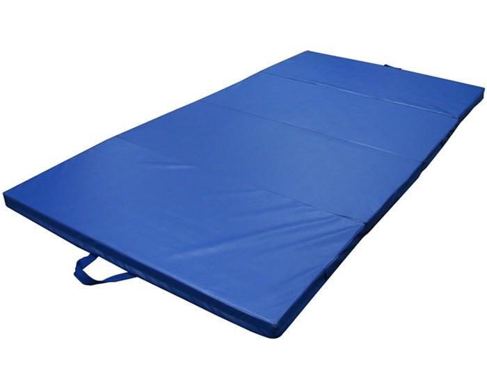 "4'x8'x2"" Folding Panel Gym Gymnastics Exercise Aerobics ..."
