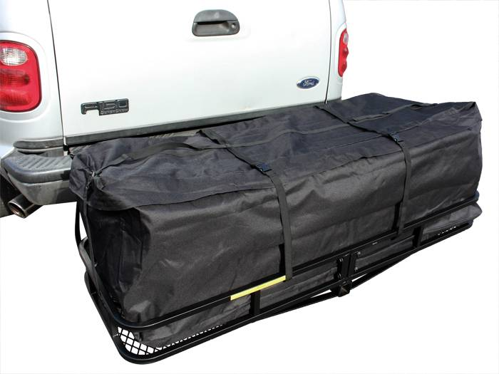 58 Quot Large Cargo Carrier Bag Suv Rv Truck Hitch Roof Top