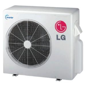 LG Ductless Mini Split Quad Zone Heat Pump 48 000 BTU 12 12 12 12 18