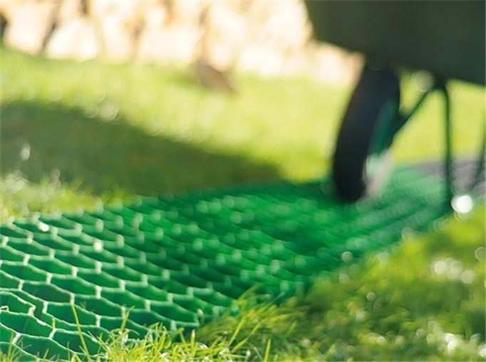 Car Parking Plastic Grids Lawn Grid Grass Paving 1m2 Good