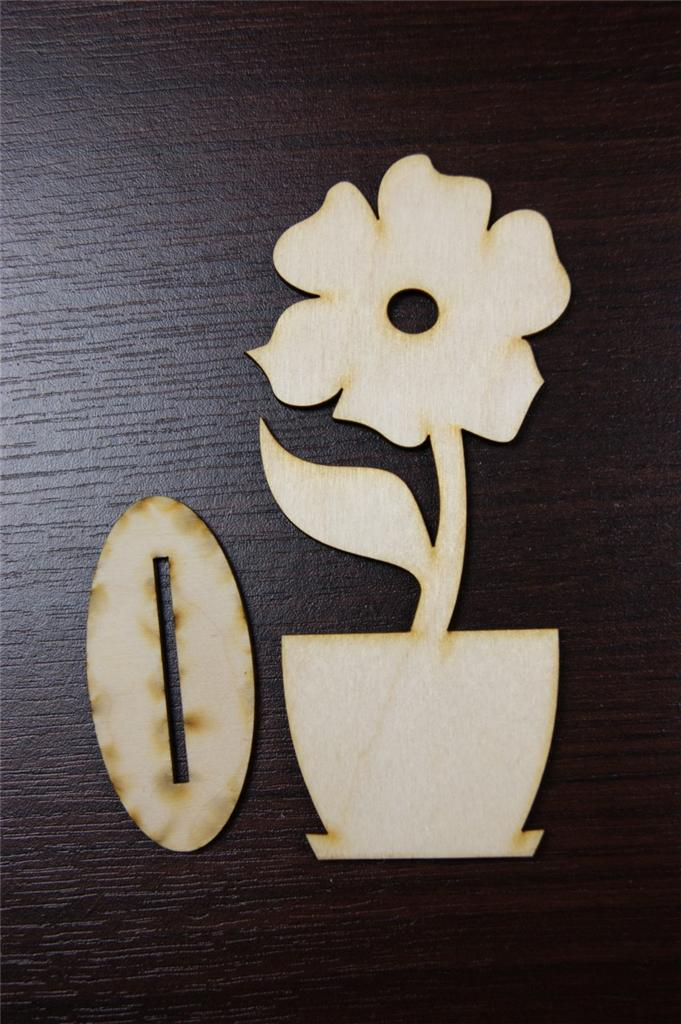 10x-FL-Plain-Wood-Wooden-Stand-Flowers-Embelishments-Craft-Shapes-Blank-Daisy