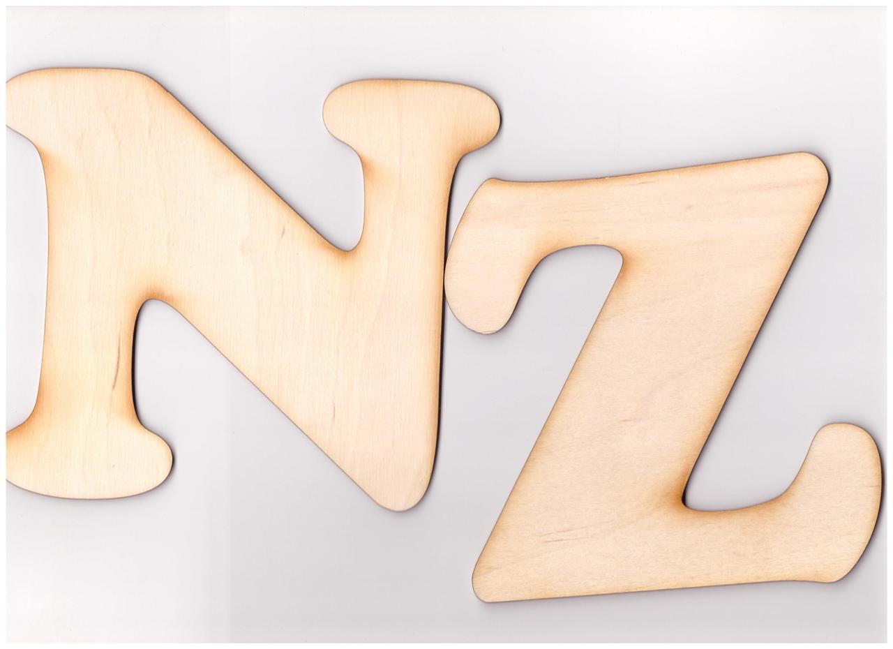 20cm plain wooden letter letters wooden letters names With plain wooden letters