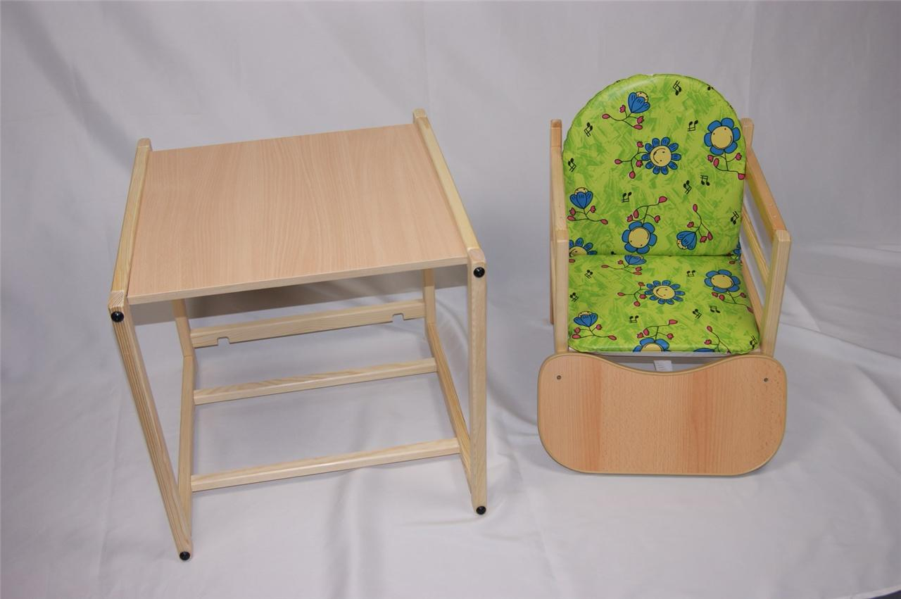feed me now wooden high chair toddler child