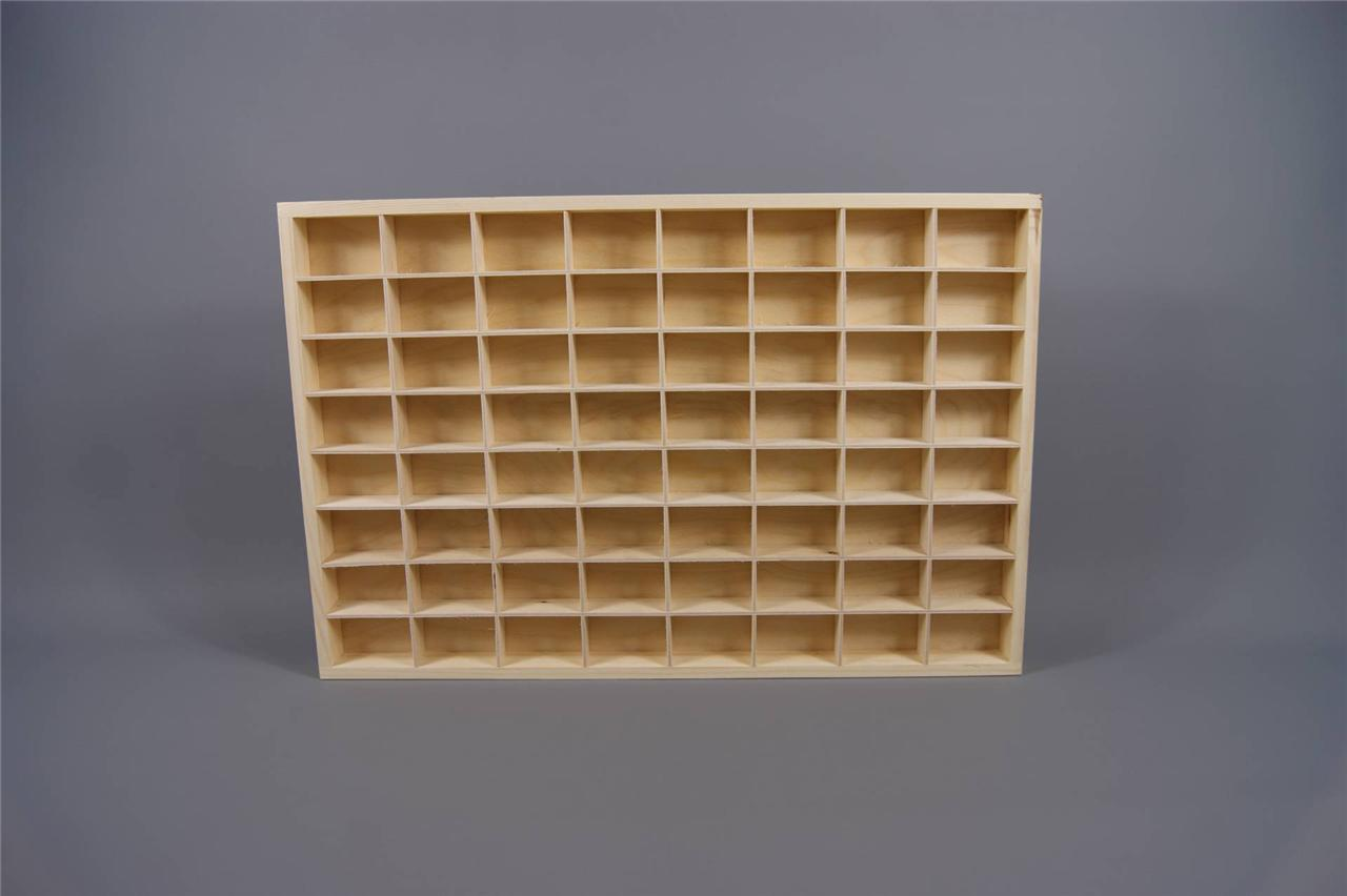 Amazing photo of  Miniatures Display Shelves Wooden Unit Shelf Toy Storage PD14XL eBay with #714B22 color and 1280x852 pixels