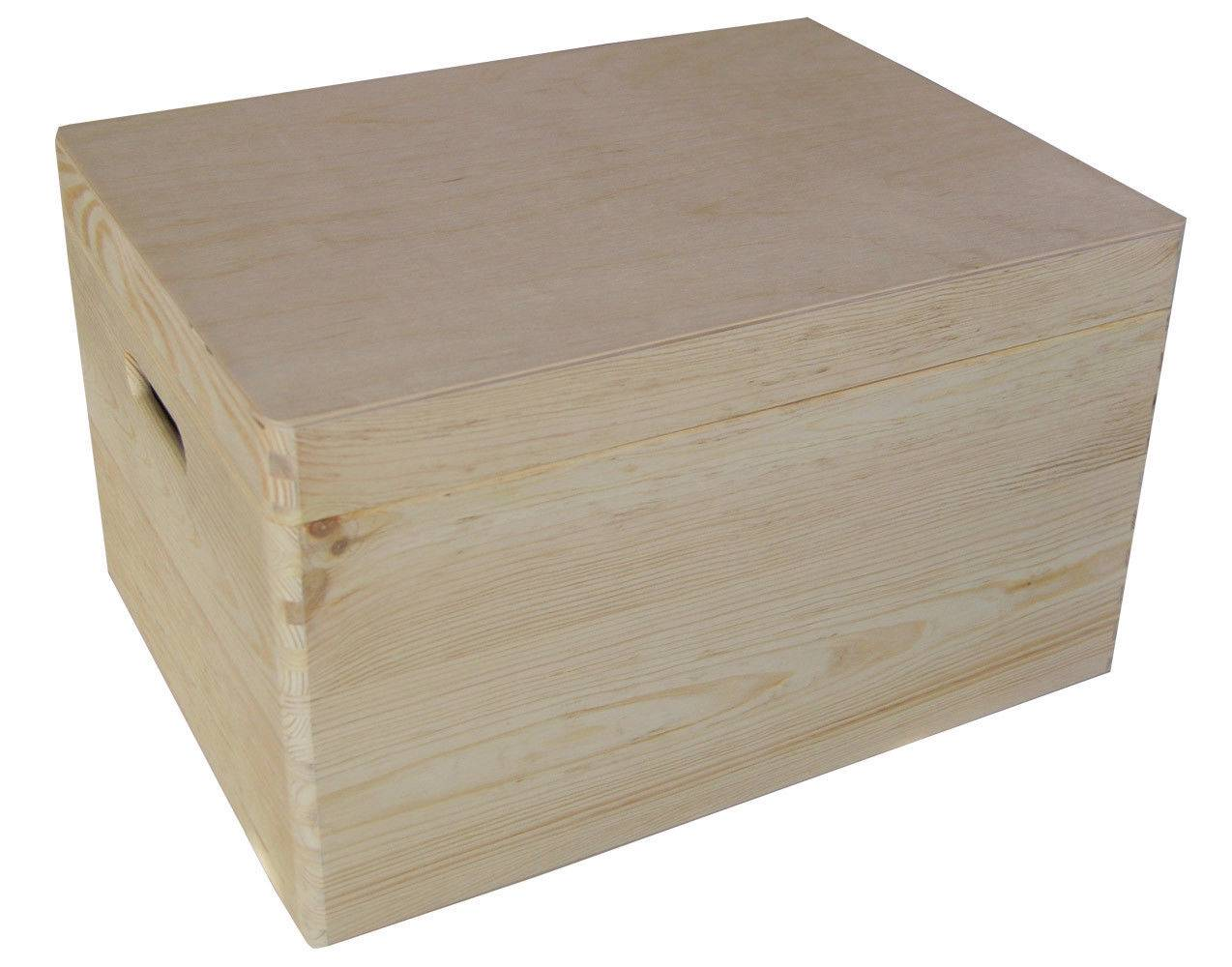 SK-PK-PLAIN-WOOD-KEEPSAKE-SOUVENIRS-MEMORY-BOX-CRAFT-WITH-THE-LID-DECOUPAGE