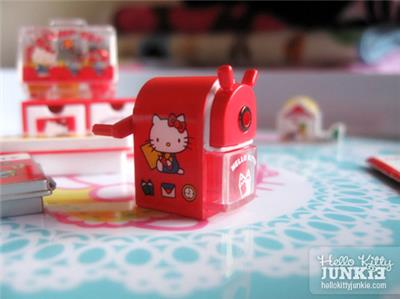 Re Ment Hello Kitty Stationary Set Of 12 Complete Set Ebay