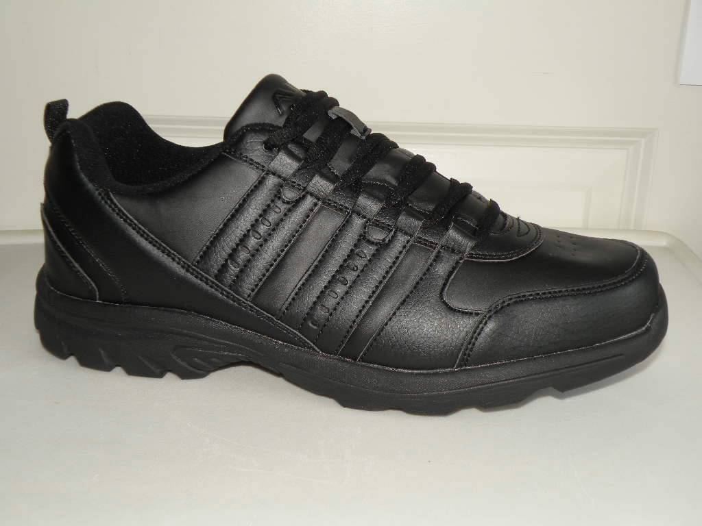 Mens-Athletic-Sneakers-Black-Air-Balance-Shoes-Walking-Workout-NEW-F-1