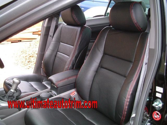 leather seat honda crv civic ed eg ek 7th 8th gen vi fd ebay. Black Bedroom Furniture Sets. Home Design Ideas