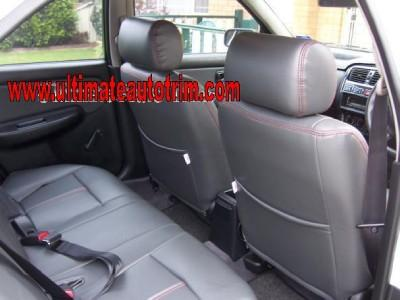 Seat cover mercedes benz w202 w203 c180 c200 c230 c240 for Mercedes benz replacement seat covers