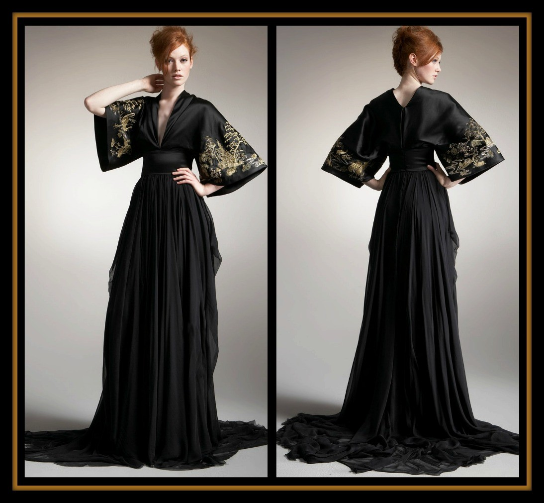 alexander-mcqueen-dress-black-kimono_dress_gown_beaded_silk