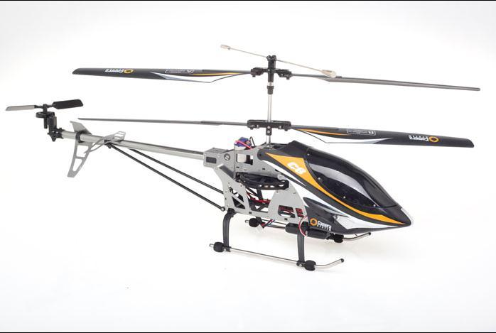25 u0026quot  large c8 rc helicopter 3 5ch with video camera spy big
