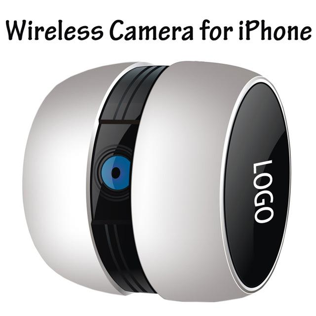 Wireless Wifi Camera for iPhone Android PC IP Spy Hidden ...