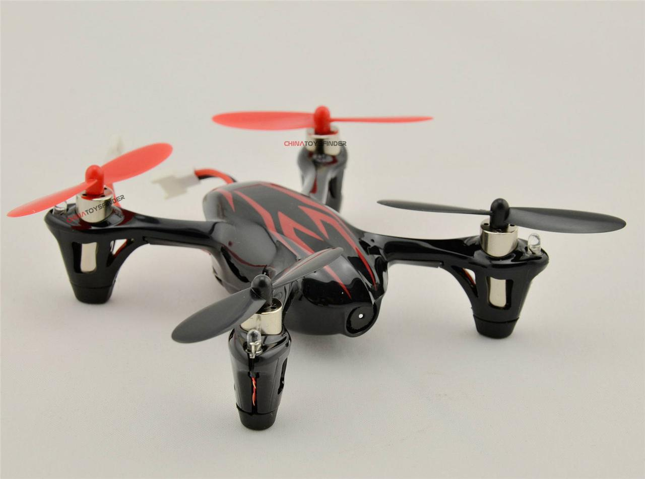 Hubsan X4 H107C 4CH Quadcopter With Camera Mini RC Drone