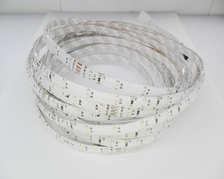 Details about New White Waterproof LED Light Strip 5M SMD 3528 DC12V