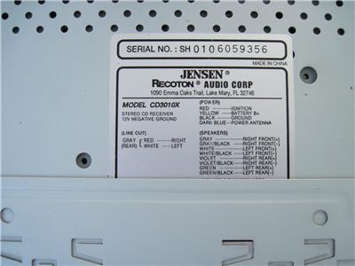 jensen vm9214 wiring diagram jensen image wiring jensen radio wiring diagram wiring diagrams and schematics on jensen vm9214 wiring diagram