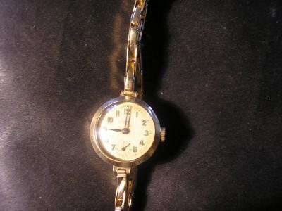 vintage 9ct gold rolex tudor gold stra1946 ebay